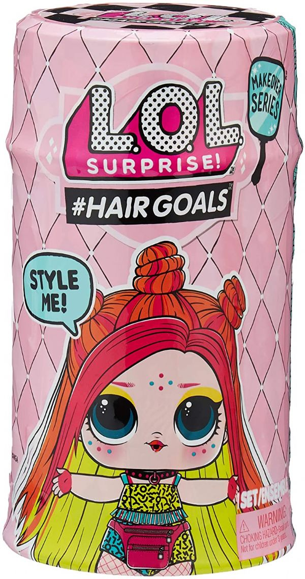 LOL Surprise #HairGoals Makeover Series 5-1A